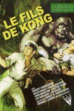 Affiche Le Fils de Kong