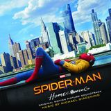 Pochette Spider-Man : Homecoming (OST)