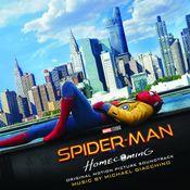 Pochette Spider-Man: Homecoming (OST)
