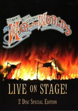 Affiche Jeff Wayne's Musical Version of The War of The Worlds - Live on Stage