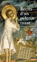 Couverture Récits d'un pèlerin russe