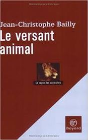 Couverture Le Versant animal