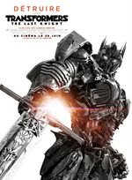 Affiche Transformers : The Last Knight