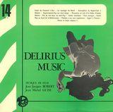 Pochette Delirius Music