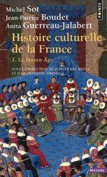 Couverture Histoire culturelle de la France