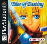 Jaquette Tales of Destiny