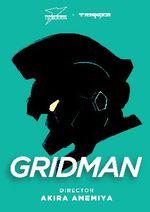 Affiche SSSS.Gridman