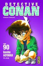 Couverture Détective Conan, tome 90
