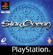 Jaquette Star Ocean: The Second Story