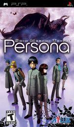 Jaquette Shin Megami Tensei : Persona