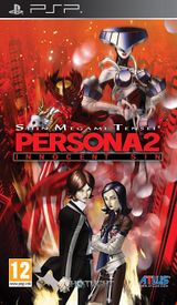 Jaquette Shin Megami Tensei: Persona 2 - Innocent Sin