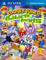 Jaquette Looney Tunes Galactic Sports