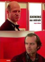 Couverture Shining au miroir