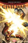 Couverture Secret Wars : Civil War