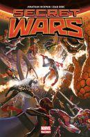 Couverture Secret Wars (intégrale)