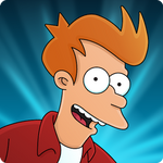 Jaquette Futurama: Worlds of Tomorrow