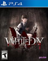 Jaquette White Day : A Labyrinth Named School