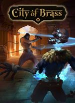Jaquette City of Brass
