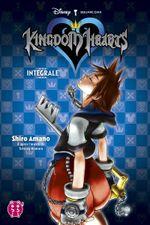 Couverture Kingdom Hearts Intégrale Volume 1
