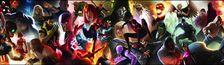 Cover Chronologie conseillée des lectures Marvel,  1ere partie : 1961 ▶ 1979