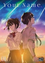 Couverture Your Name., tome 1