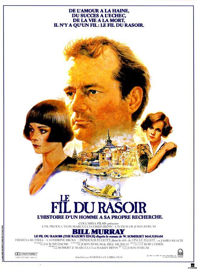 Le fil du rasoir (1984) Film Complet en Francais