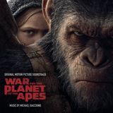 Pochette War for the Planet of the Apes: Original Motion Picture Soundtrack (OST)