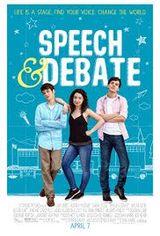 Affiche Speech & Debate