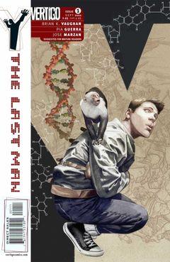 Couverture Y : Le Dernier Homme (2002 - 2008)