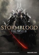 Jaquette Final Fantasy XIV: Stormblood