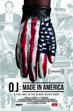 Affiche O.J.: Made in America