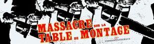 Cover Massacre sur la Table de Montage...