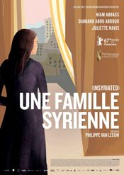 Affiche Une famille syrienne