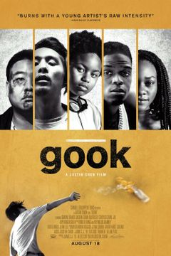 Affiche Gook