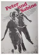 Affiche Peter et Sabine