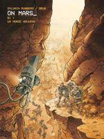 Couverture Un monde nouveau - On Mars, tome 1