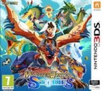 Jaquette Monster Hunter Stories