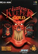 Jaquette Dungeon Keeper Gold
