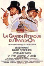 Affiche La Grande Attaque du train d'or