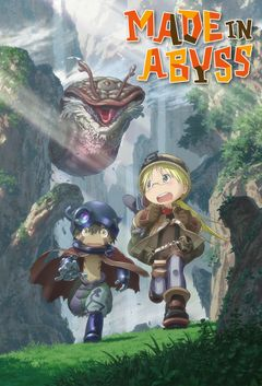 Affiche Made in Abyss