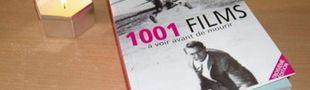 Cover 1001 films à voir avant de mourir