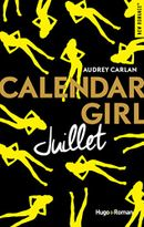 Couverture Calendar Girl - Juillet
