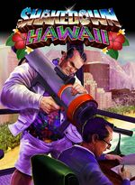 Jaquette Shakedown : Hawaii