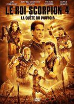 Affiche Le Roi Scorpion 4 : La Quête du pouvoir
