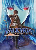 Jaquette Valkyria Revolution