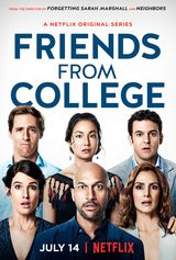 Affiche Friends from College