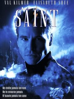 Affiche Le Saint