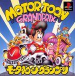 Jaquette Motor Toon Grand Prix