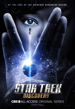 Affiche Star Trek : Discovery