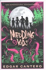 Couverture Meddling Kids